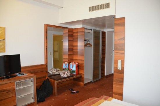 Hotel Grauer Bar : Inside the room