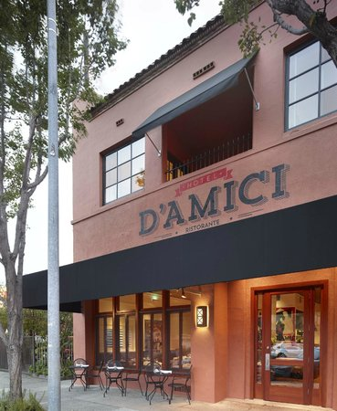 Hotel d'Amici: Ext.