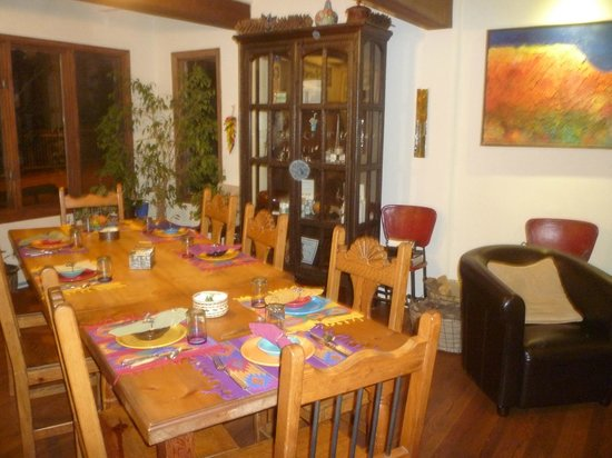 Casa Cuma Bed & Breakfast: Breakfast is rightly a feature of your stay
