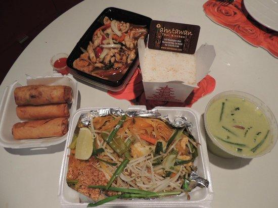 Wonderful Surprise   Review Of Tahntawan Thai Kitchen, Marina Del Rey, CA    TripAdvisor