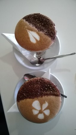 Gabriel Chocolate : Long Hot Chocolates