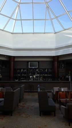 Paris Marriott Charles de Gaulle Airport Hotel : bar