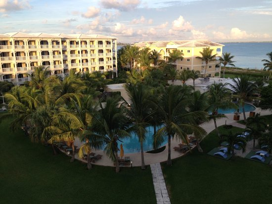 Alexandra Resort: View from our Room
