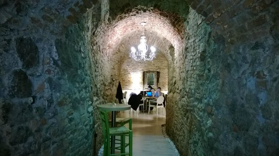 Green Tree Cafe: Cellar