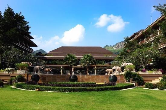 Romantic Resort & Spa: hotel building