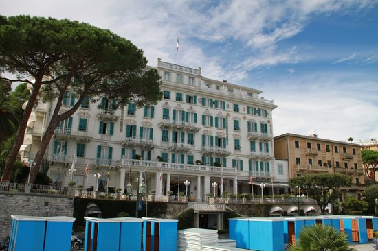 Grand Hotel Miramare: Hotel & grounds