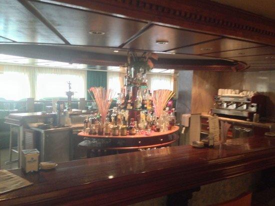 Bar at Hotel Avenida, Benidorm