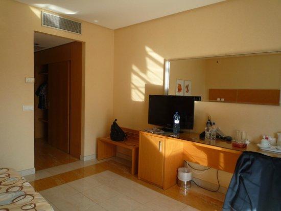 Hotel Levante Club & Spa: The room
