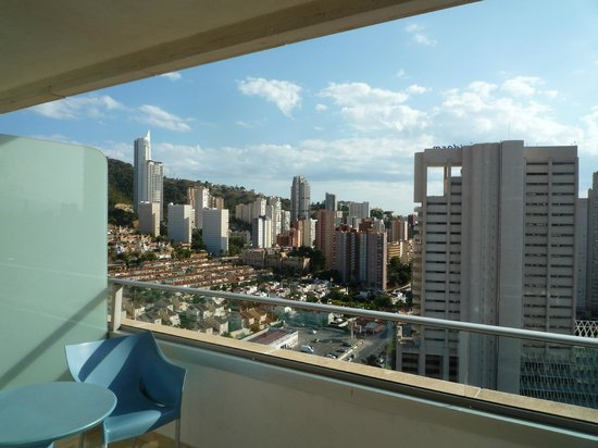 Hotel Levante Club & Spa: View from front