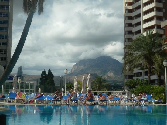 Hotel Levante Club & Spa: From the pool