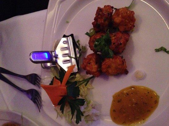 Masala Gate Indian Restaurant & Takeaway: Complimentary starter