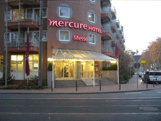 Hotel Mercure Frankfurt Messe