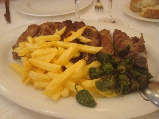 San Clemente: Galician Steak