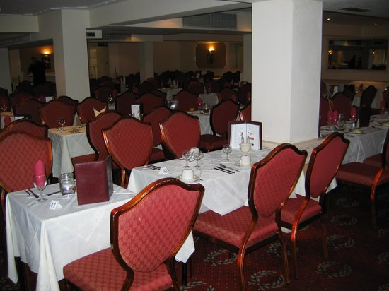 Barrowfield Hotel: Dining Room