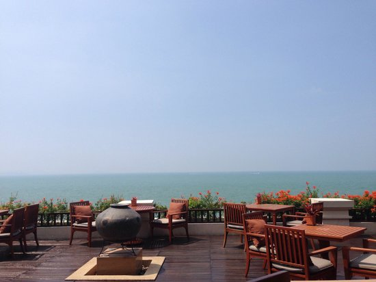 InterContinental Pattaya Resort: Infiniti restaurant