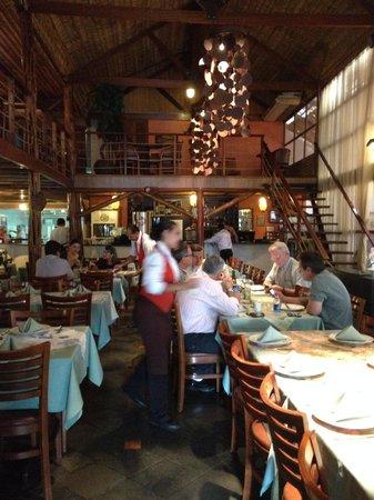 Choupana: Salle du Restaurant