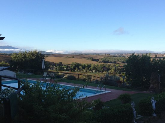 Agriturismo La Fonte: Early Morning