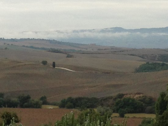 Agriturismo La Fonte: Early Morning View