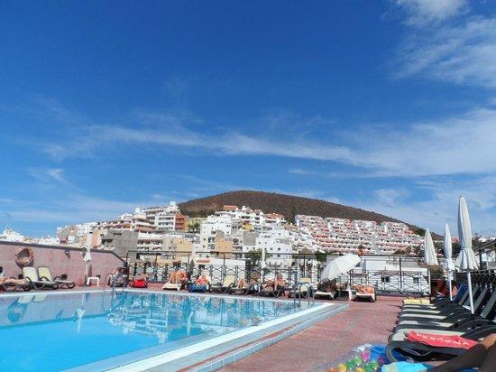 Labranda Reveron Plaza: veiw from rooftop