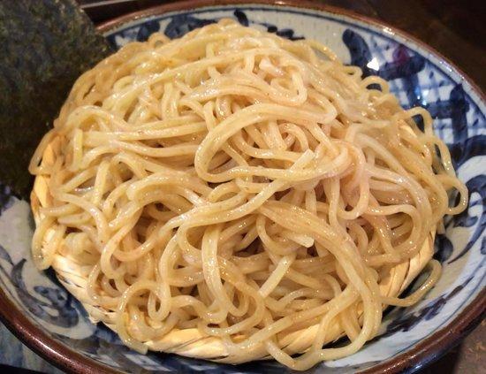 Menguramomiji: モチモチつけ麺