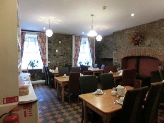 Hotel St. George : Frühstücksraum