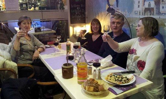 Au Relais Des Cyclistes : The last supper?