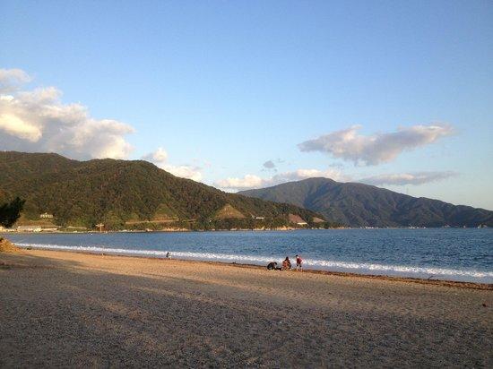 Tsuruga, Japan: Lugar para pesca... Caminhada....  Com uma linda visao