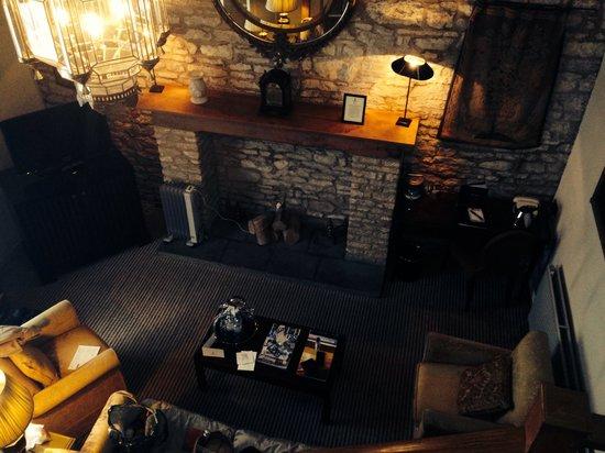Macdonald Bear Hotel: Blenheim suite