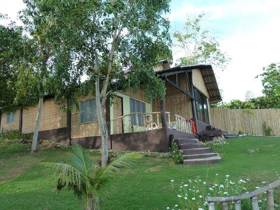 Bohol Lahoy Dive Resort: unser Bungalow