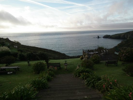 Housel Bay Hotel & Restaurant : Second to none views