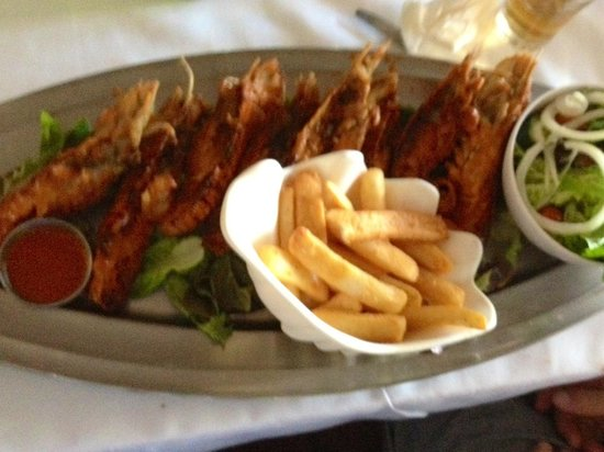 Ashmore Seafood and Steakhouse : Yummy