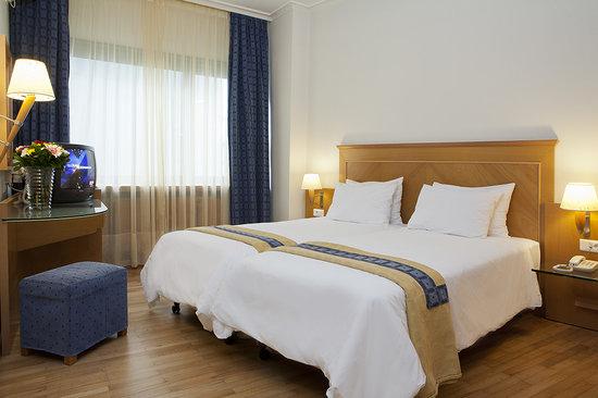 Plaka Hotel: Standard Twin/Double