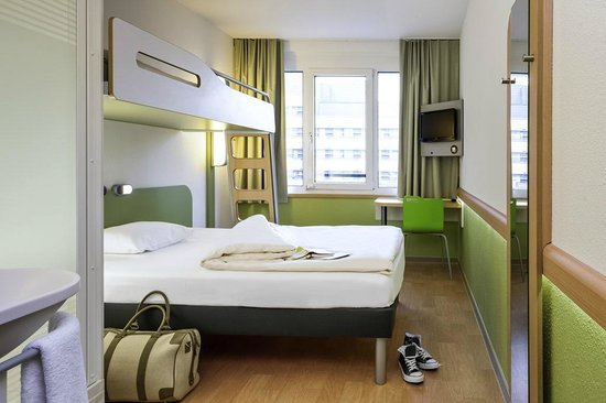 Ibis Budget Amsterdam Zaandam: Standard room for 1,2 or 3 persons
