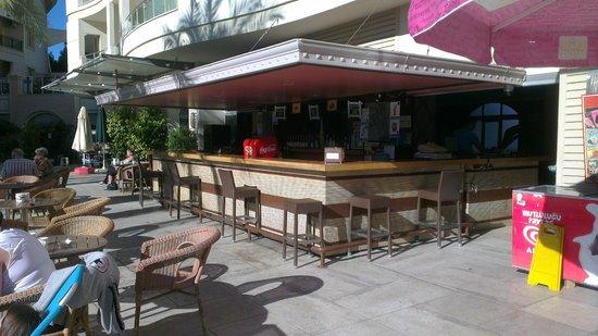 Cosmopolitan Resort Hotel: Baren