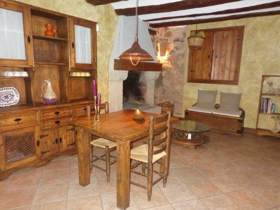 Casa Rural La Carreteria: COMEDOR
