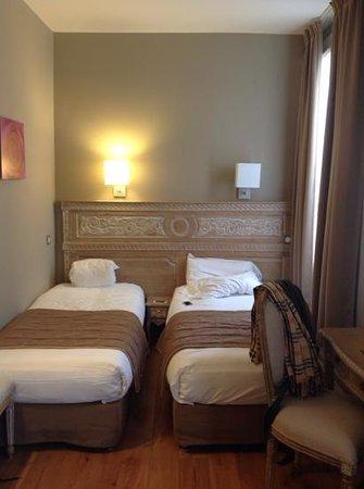 Hotel du Printemps : la chambre 36