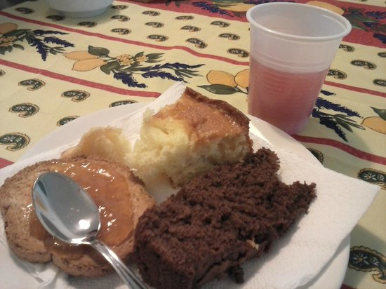 Casa di Osio: Torte fatte in casa =)