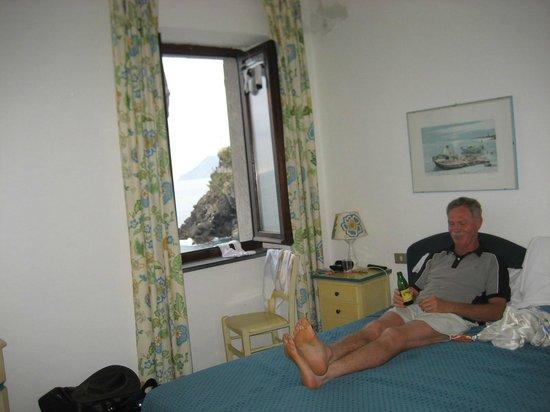 Hotel Marina Piccola: Our room