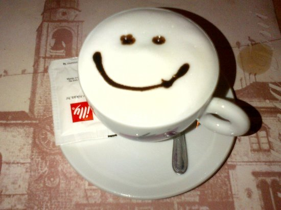 Spaghetteria Toni: Service with a smile, quite literally!
