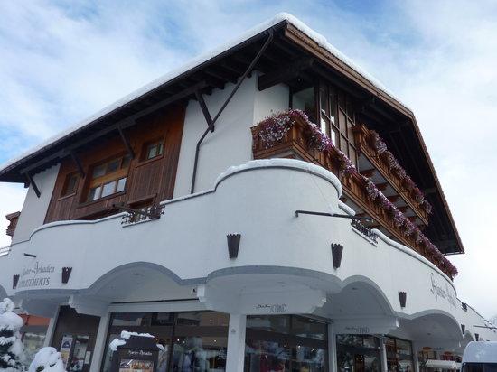 Appartementhaus Kloster Arkaden Seefeld