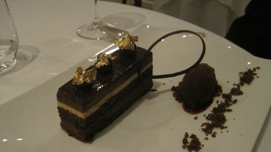 The Atlantic Hotel: Delicious desserts!