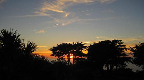 The Atlantic Hotel: Stunning sunsets