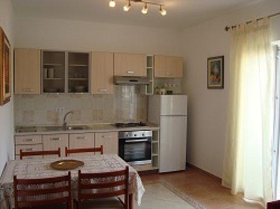 Villa Andreja Pension Mare and Apartments Toncica: Appartamento