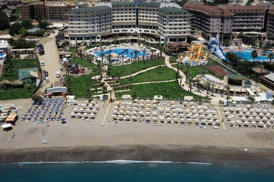 Saphir Resort Spa Hotel Alanya Turkey