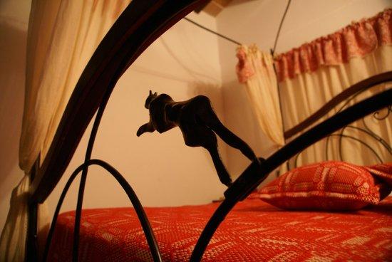 Agriturismo La Pantera: pantera baldacchino