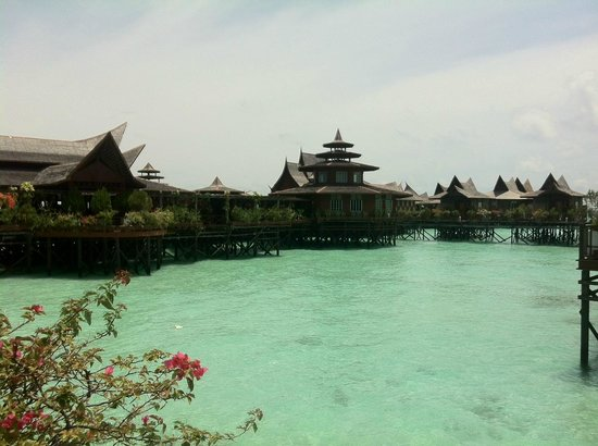 Sipadan Mabul Resort: Waterbungalows