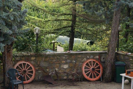 Agriturismo La Pantera: ruote