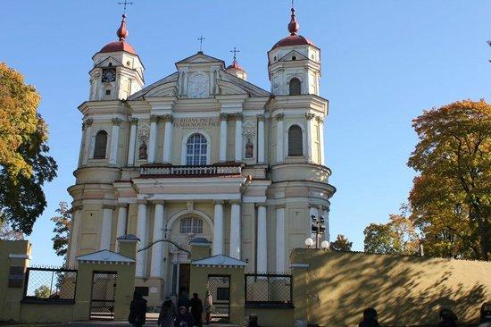 Vilnius City Tour : St Peter and St Pauls