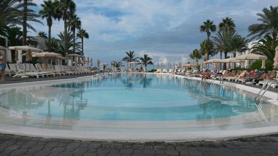 Hotel Riu Palace Meloneras Resort: Small Pool