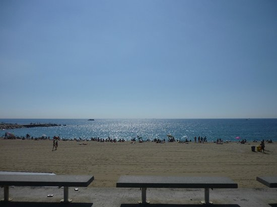 Nova Mar Bella Beach: Entspanntes Strandleben